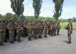 В Запорізькій обл. затримані командир батальйону та командир роти, що вимагали у 2 військовослужбовців хабар у 10 тис. грн